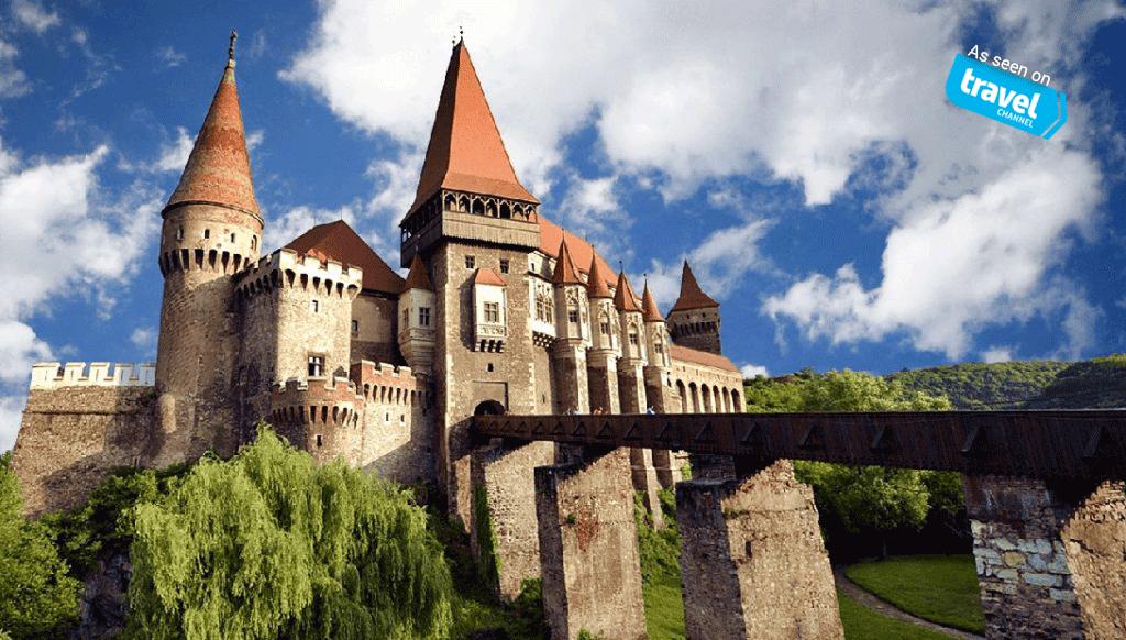 dracula holidays corvinesti castle