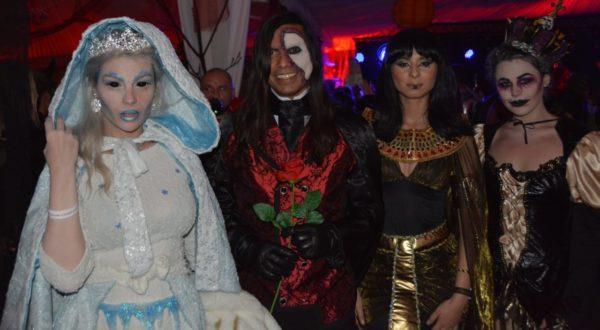 Dracula's Castle Halloween Party Dracula Tour Romania