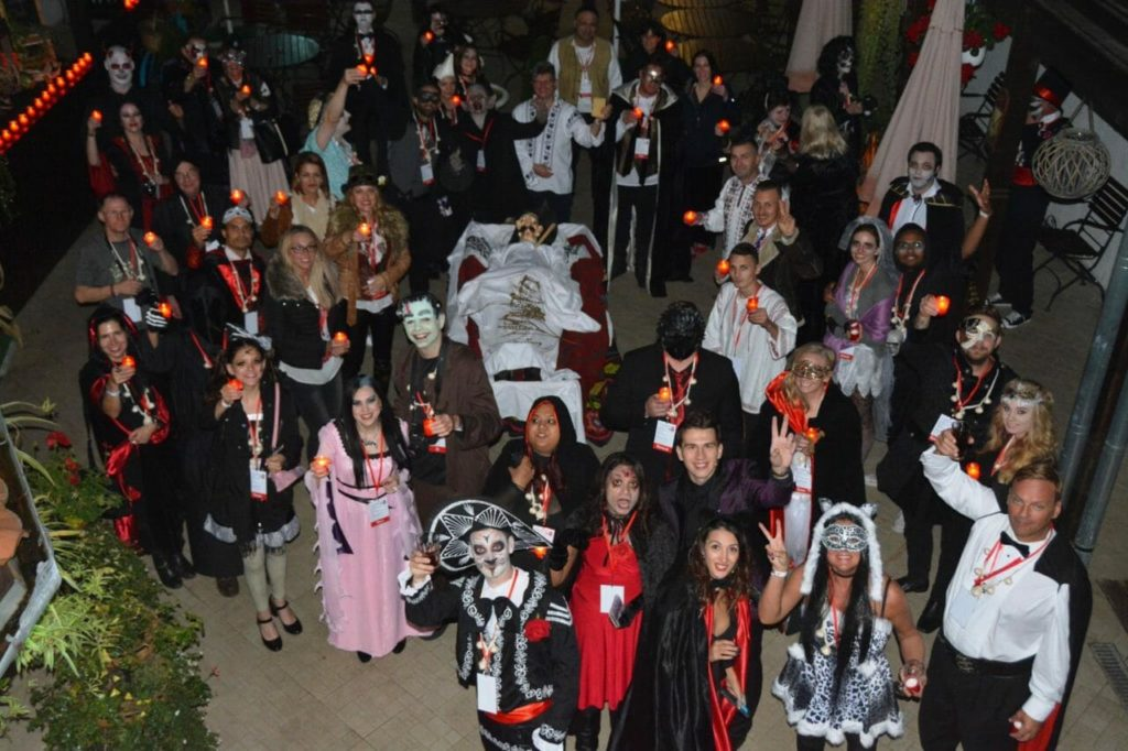 Halloween tours in Transylvania, dracula's castle halloween