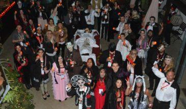 Halloween tours in Transylvania
