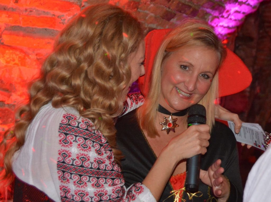 the best Halloween party in Transylvania, tailor made vacations transylvania