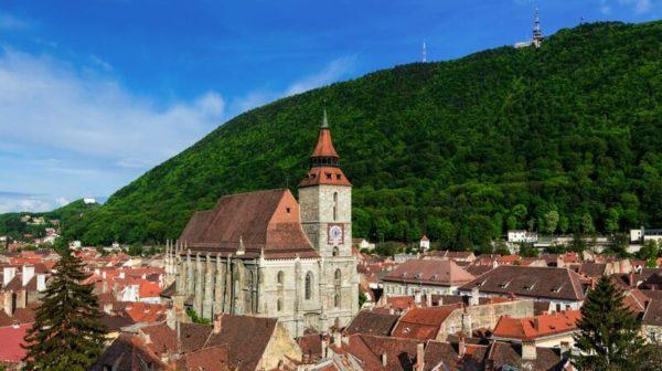Black Church from Brasov - private tours in romania