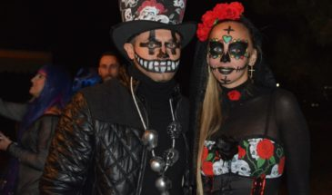 Bran Castle Halloween Party aka Dracula's Castle Halloween Party