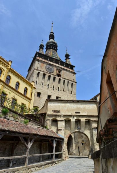Sighisoara Citadel - short break in Transylvania -Private holiday to transylvania dracula