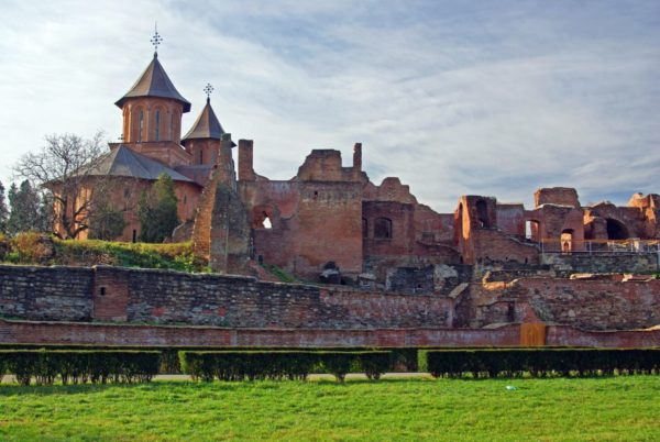 Targoviste Old Princely court, escorted tours Romania, Transylvania Vacation