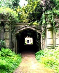 Highgate Cemetery London's Dracula Tour
